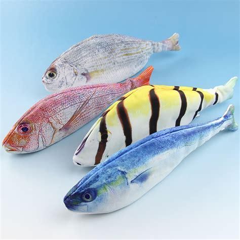 Style Pencil Kotak Pensil wam pc 07 fish pencils simulation cloth plush fish pen box large capacity school