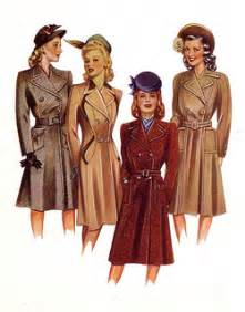 1940s fashion fifty stars of american fashion