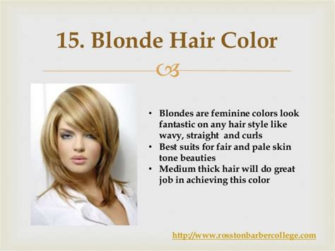 Best Hair Color For Pale Red Skin