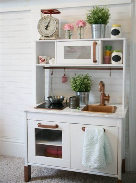 play kitchen ideas 10 ways to quot remodel quot ikea s duktig play kitchen contact