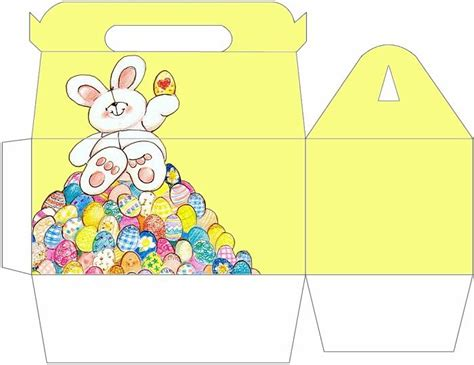templates for easter boxes 1274 best easter printable images on pinterest gift