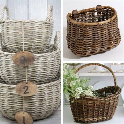 decorar cestas para bodas 7 tipolog 237 as de cestas diferentes y bonitas para tu boda