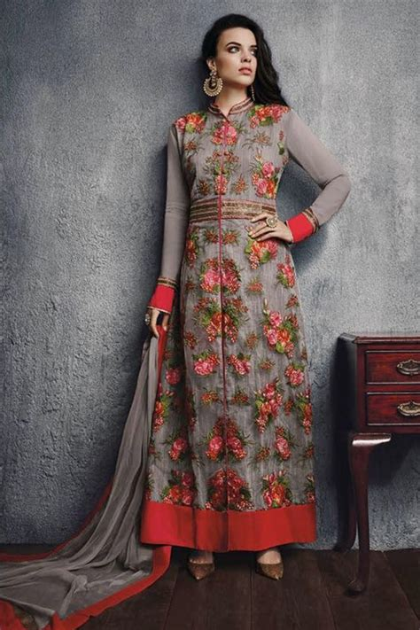 dress pattern indian latest trends and patterns in indian ethnic wear 2016