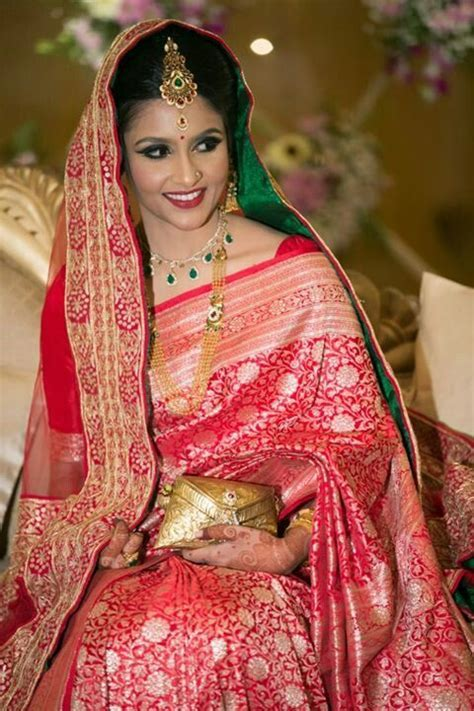 31 best images about Bengali wedding dress on Pinterest