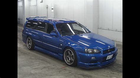 Nissan Stagea R35 by Nissan Skyline Gtr Wagon Nope Nissan Stagea With Gt R