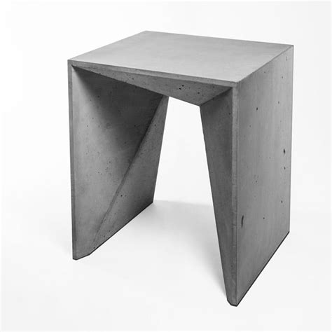 cement outdoor furniture 25 best ideas about concrete furniture on