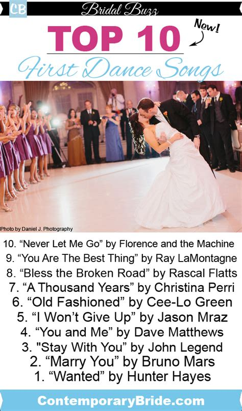best swing dance songs for weddings top 10 first dance songs for your wedding our song is