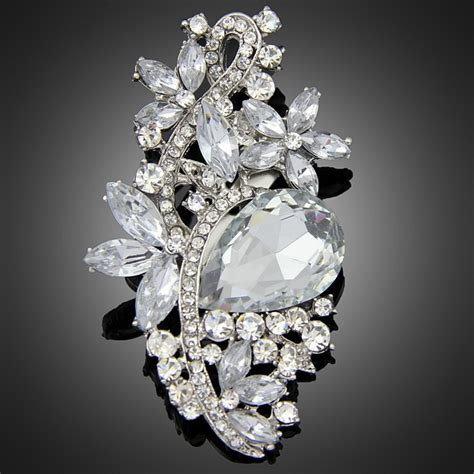 Beautiful Brooches From The Jewellery Stall by Jewelry 2016 New Fashion Flower Brooch Beautiful