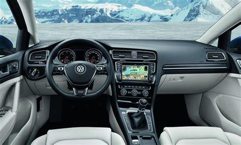 New Golf Interior by New Volkswagen Golf Estate Interior