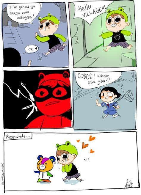 Animal Crossing New Leaf Memes - animal crossing trending images