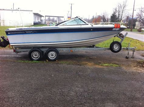 chaparral boats end of season sale chaparral 1987 for sale for 2 000 boats from usa
