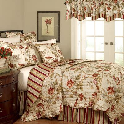 waverly bedding outlet charleston chirp quilt collection wayfair