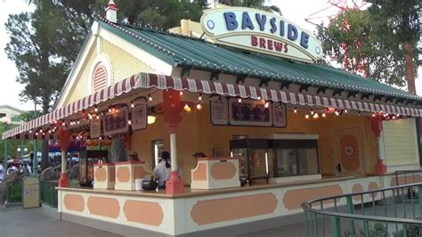Paradise Garden Grill by Disney California Adventure New Restaurants Paradise