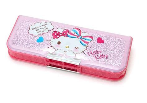 Tempat Pensilpencase Hello Kity Pink katzwhiskas hello deluxe magnetic pencil