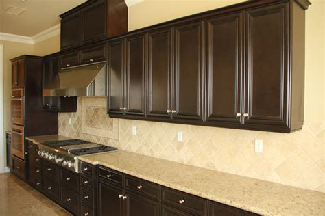 dark kitchen cabinets with knobs quicua com