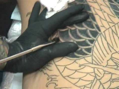 musashi s super tattoo koi 03 youtube