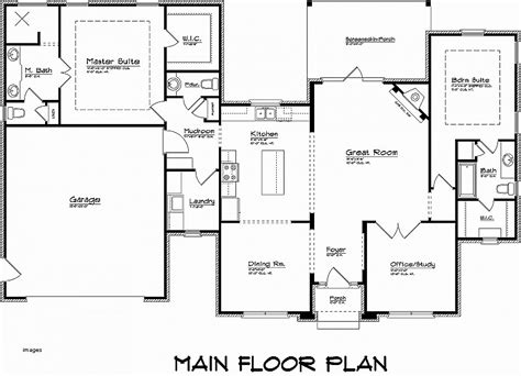 multigenerational house plans two master suite house plans house plan awesome single level house plans with two