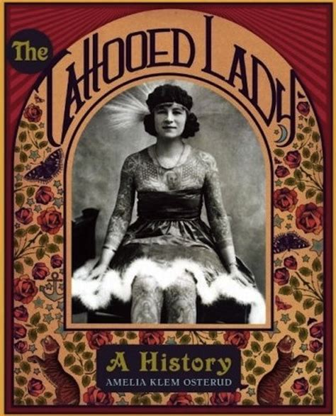 needles and sins tattoo blog the tattooed lady a history