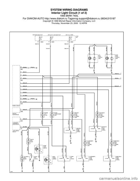 740i grand coupe wiring diagrams repair wiring scheme