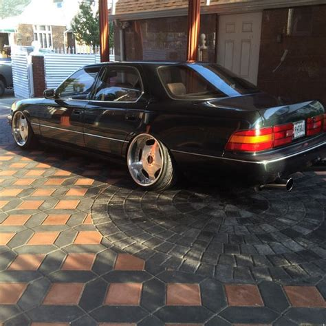 bagged 1991 toyota 1991 toyota celsior ls400 rhd jdm vip clean bagged cars