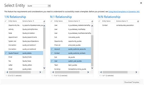 dynamics crm quote template create a quote template with one click in dynamics crm