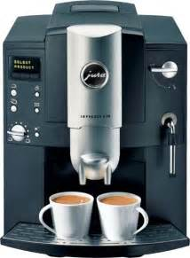 Coffee Maker And Grinder Combo Jura Impressa E70 Automatic Espresso Machine And Bean