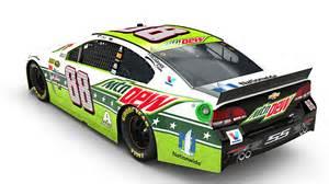 dale jr new car dale earnhardt jr unveils all race paint scheme