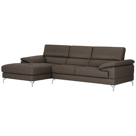 microfiber sectional sofa chaise city furniture dash dk gray microfiber left chaise sectional