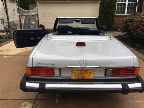 electric and cars manual 1987 mercedes benz sl class parking system 1987 mercedes benz sl class 560sl 85k miles sl560 roadster convertible