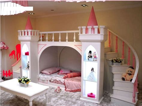 castle bedroom set free shipping kids furniture bedroom set bunk bed princess