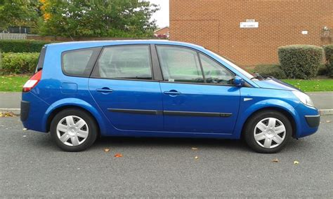 renault scenic 2005 7 seater 2005 renault grand scenic 1 6 16v 7 seater oldbury sandwell