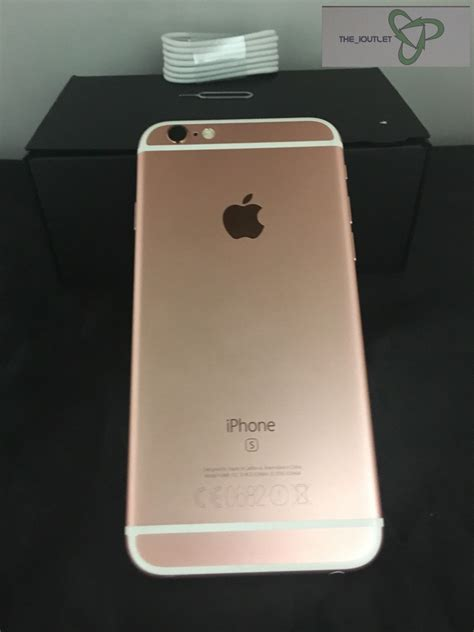 Iphone 6 S 16gb Rosegold apple iphone 6s plus 16gb gold unlocked grade a