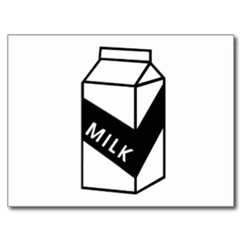 milk template milk missing person template cliparts co