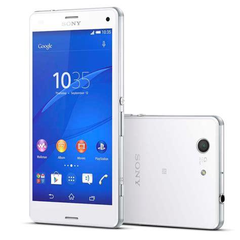 Z3 Compact 4g 20 7mp Ram 2 16 Layar 4 6inc smartphone sony xperia z3 compact branco tela 4 6 quot c 226 mera 20 7mp 3g 4g android 4 4 e