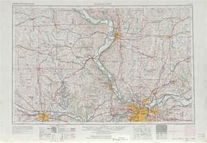 topo map of kansas city topographic maps ks mo usgs topo