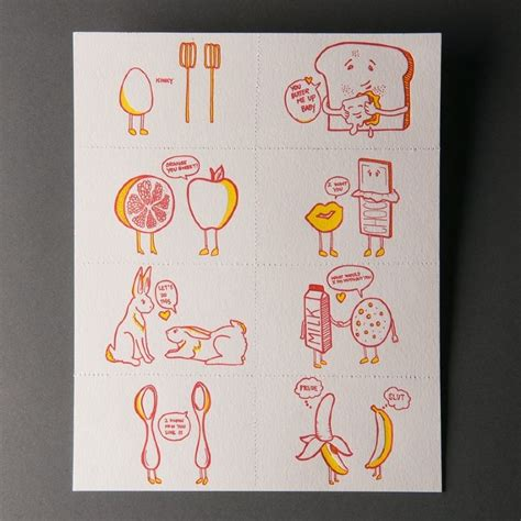 gastronomic pun valentines cards s day