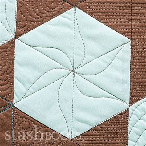 Hexagon Shapes For Quilting by 208 Best Hexagon Quilts Images On
