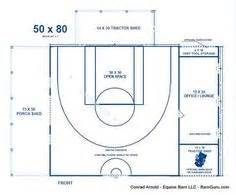 Half Court Basketball Dimensions For A Backyard by Basketball Court Measurments For Backyard Maybe Just Do