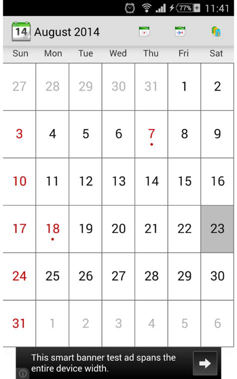 calendario festivos colombia android apps on play