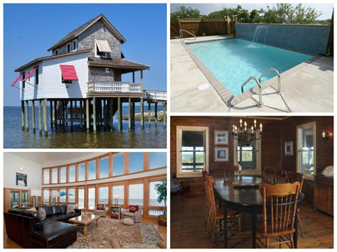 unique rentals 13 amazing outer banks vacation rentals you need to see