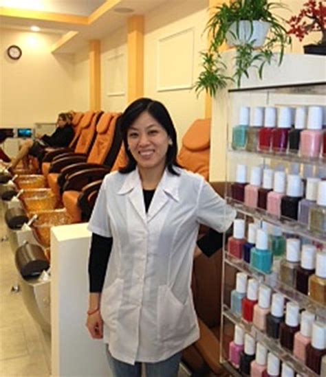 Local Nail Salons by Local Opens Nail Salon On Highway Arlnow