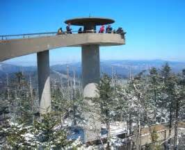 clingmans dome great smoky mountain national park