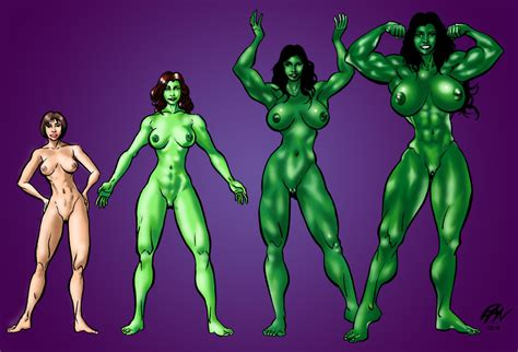 She Hulk Favourites By Thecollector On Deviantart