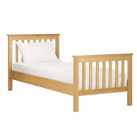 Oak Single Bed Frame Buy Lewis Lasko Single Bed Frame Oak Lewis