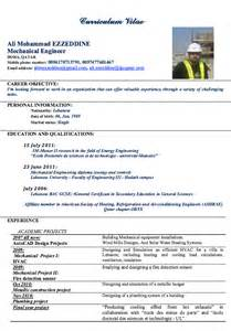 Mechanical Design Engineer Resume Sample mechanical engineer resume sample resumes design