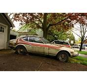 OLD PARKED CARS 1972 Datsun 240Z