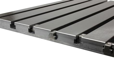 Steel T Slot Plate 4030 T Slotted Fixture Table 400x300mm