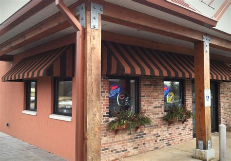 cloth awnings canvas awnings northrop awning company