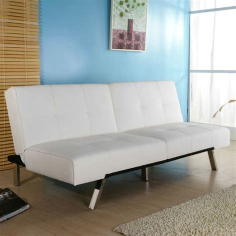 white leather sofa bed ikea ikea white sofa bed hemnes daybed frame with 3 drawers