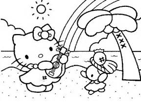 Crayola beach coloring pages coloring pages for kids